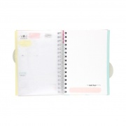 INTERDRUK BULLET JOURNAL A5 240 K. - KROPKI