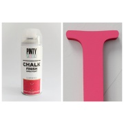 PINTYPLUS CHALK 400ml Glamour Red